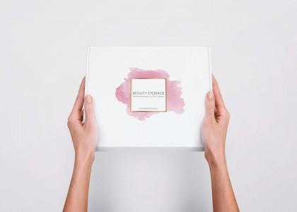 Обновление упаковки для Beauty Storage