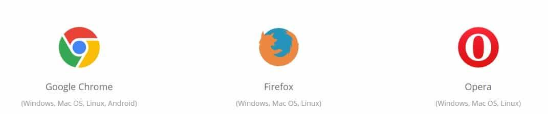 Работает в браузерах и на моб.устройствах
